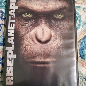 Rise Of The Planet Of The Apes  - Movie